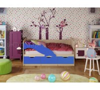 Кровать Дельфин 1 (матовый)