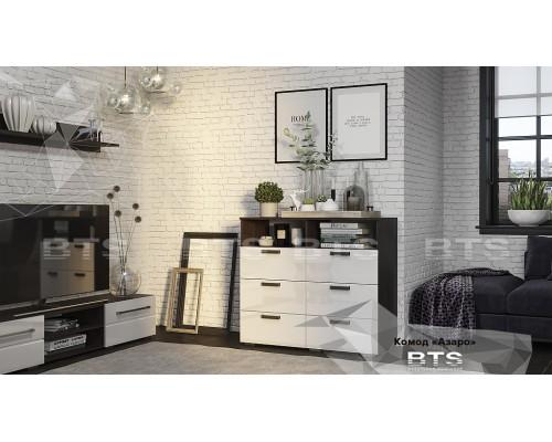 Комод Азаро (венге)БТС мебель Донецк.Комод Азаро (венге) по цене от 6 186.00 руб.-ДНР