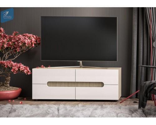 Тумба TV Палермо 3 Стиль мебельная компания Донецк.Тумба TV Палермо 3 по цене от 5 490.00 руб.-ДНР