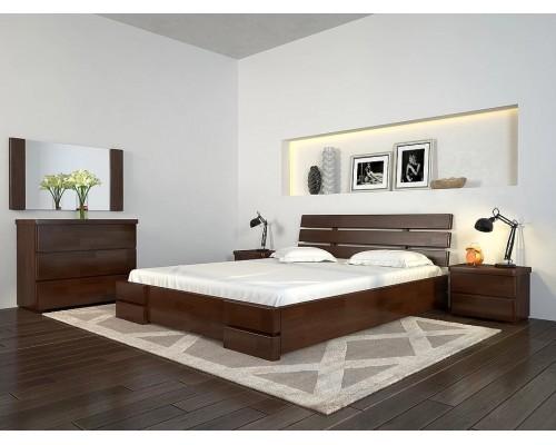 Кровать Дали Люкс Wood Market 24 Донецк.Кровать Дали Люкс по цене от 26 250.00 руб.-ДНР