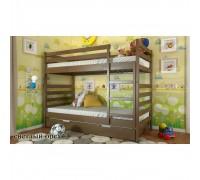 Двухъярусная кровать Рио с ящиками