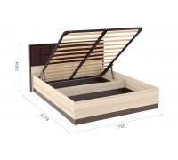 Кровать Эшли 2 ( с подъемным механизмом)