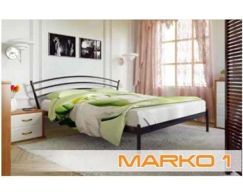 Кровать Marko 1Метакам Донецк.Кровать Marko 1 по цене от 6 950.00 руб.-ДНР