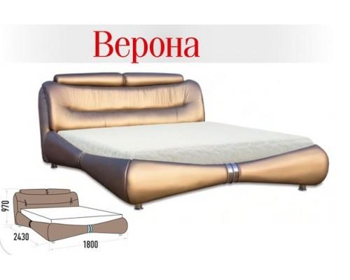 Кровать ВеронаЛотос Донецк.Кровать Верона по цене от 35 350.00 руб.-ДНР