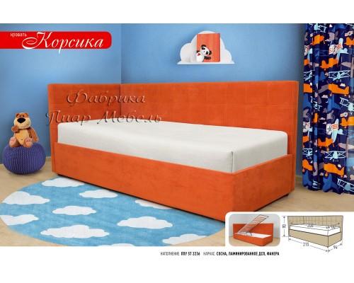 Кровать Корсика 800