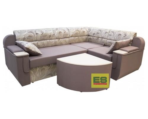 Угловой диван Калифорния 3