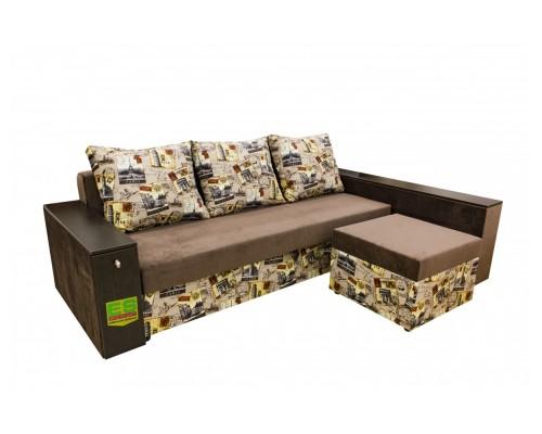 Угловой диван Сентропе