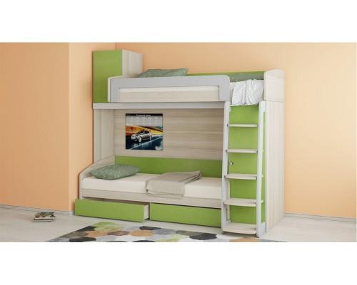 Двухъярусная кровать Киви 01